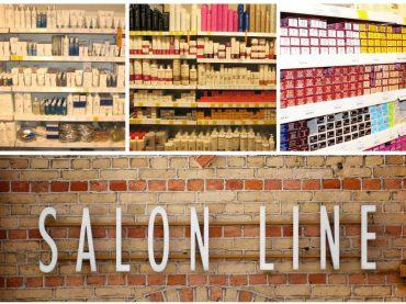 Marta akcijas skaistumkopšanas preču veikalā SALON LINE