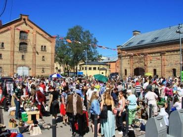 Aicina pieteikt dalību nākamajos Rīgas krāmu tirdziņos