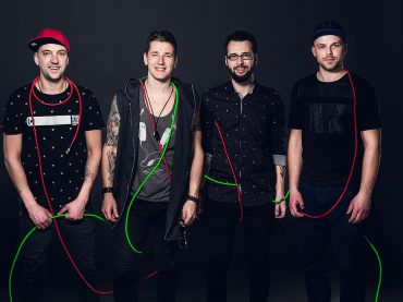 This Wednesday in Spikeri will perform Latvian band GAIN FAST
