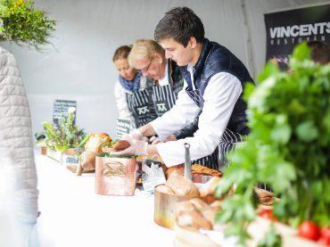 Rīgas svētku restorāns 2017