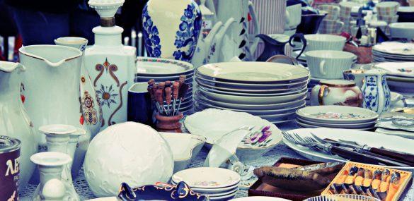 August Riga Flea Market finds