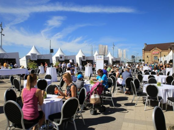 Riga Festival Restaurant opens its doors this Saturday