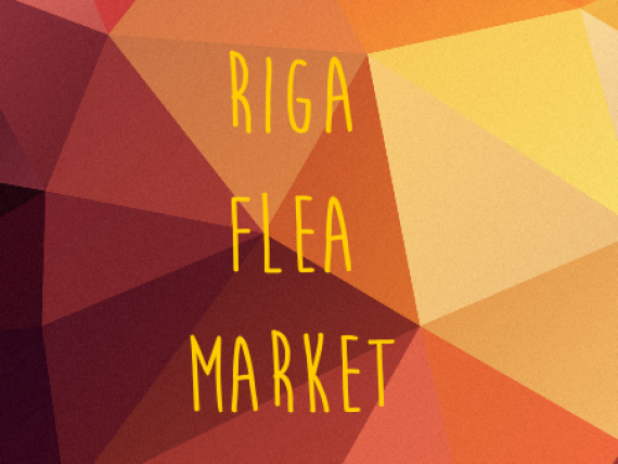 Riga Flea Market / autumn special