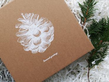 Ziemassvētku dāvanu kastītes no Kafijas Drauga