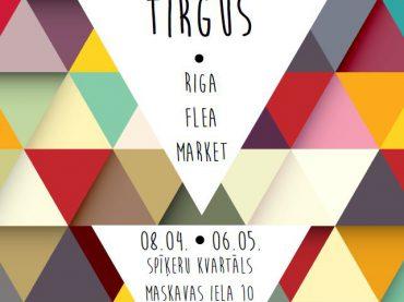 Riga Flea Market 2017