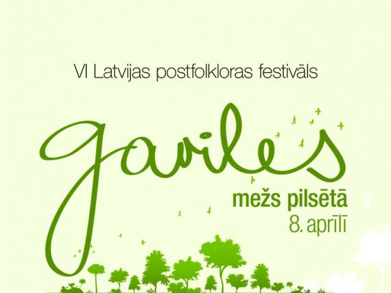 VI Latvijas Postfolkloras festivāls GAVILES