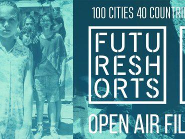 "Future Shorts Film Festival's summer program at open air and art space ""Spīķeri"""