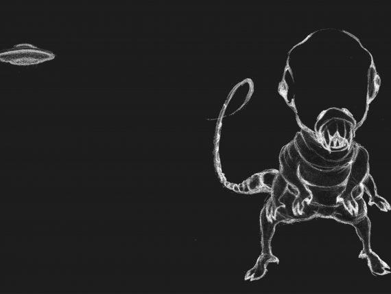 """DDT aicina uz kosmisku pirmizrādi bērniem """"Lidojošais šķīvītis!"""""""